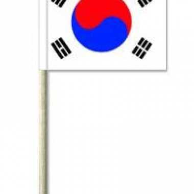 Partyprikkers zuid korea 50 stuks