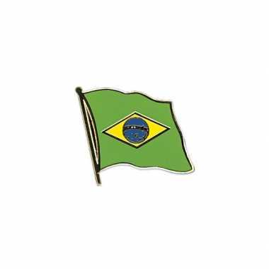 Pin speldjes brazilie