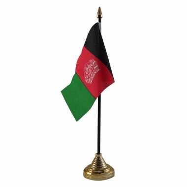 Polyester afghaanse vlag bureau 10 15