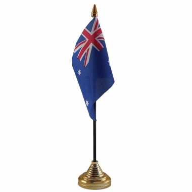 Polyester australische vlag bureau 10 15