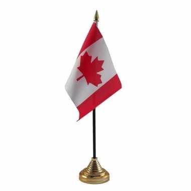 Polyester canadese vlag bureau 10 15