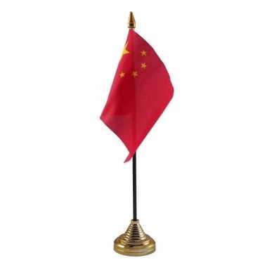 Polyester chinese vlag bureau 10 15