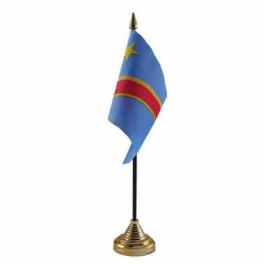 Polyester congolese vlag bureau 10 15