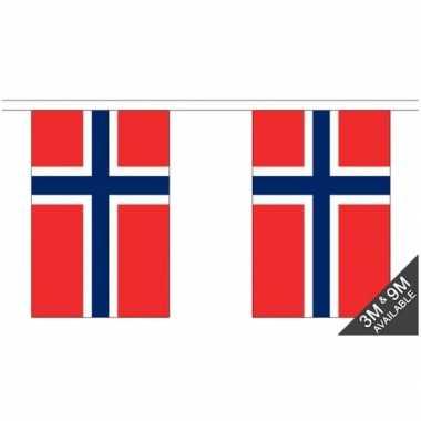 Polyster slinger noorwegen 3 m