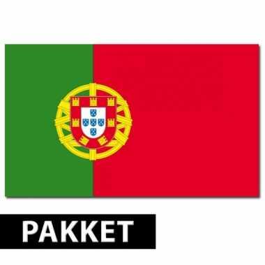 Portugees versiering pakket