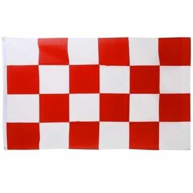 Provinciale vlag noord brabant 90 150