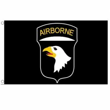 Screaming eagles vlag 101st airborne division vlag 150 90