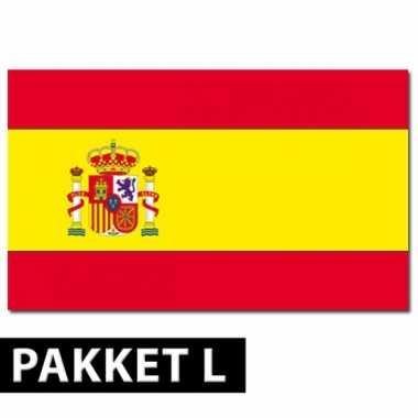 Spaanse versiering pakket groot