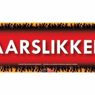 Sticky devil stickers tekst aarslikker