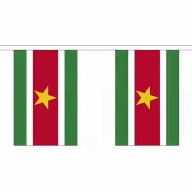 Suriname slingers