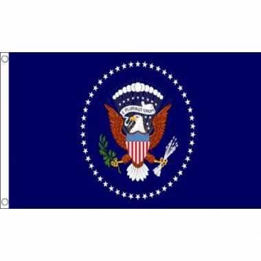 Usa president vlaggen