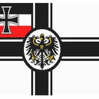 Vlag duitsland tijdens woi