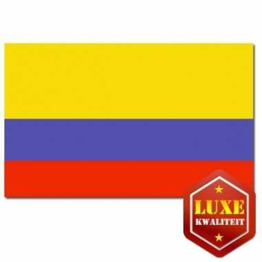 Vlaggen colombia 100x150