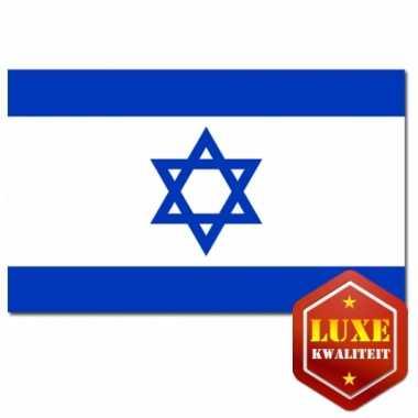 Vlaggen israel 100x150