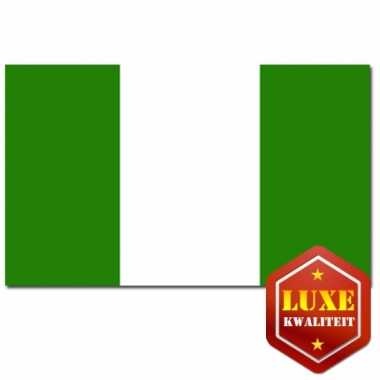 Vlaggen nigeria 100x150