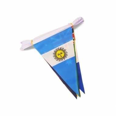 Vlaggenlijn internationaal 11.50 meter
