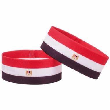 Voetbal armband egypte