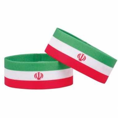 Voetbal armband iran