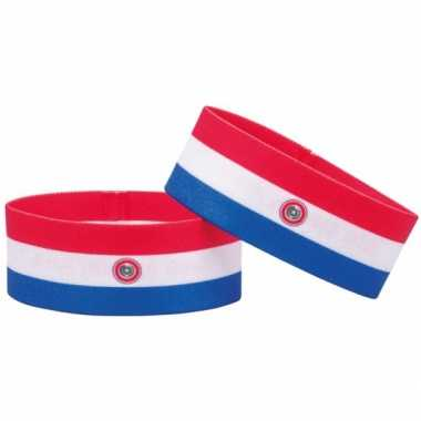 Voetbal armband paraguay