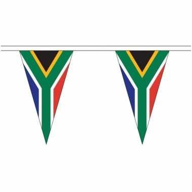 Zuid afrikaanse landen versiering vlaggetjes 5 meter