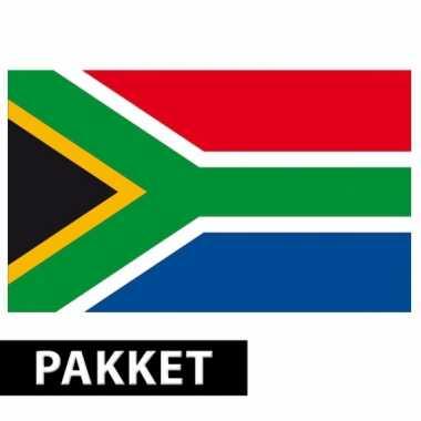 Zuid afrikaanse versiering pakket