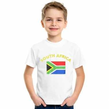 Zuid afrikaanse vlaggen t shirts kinderen