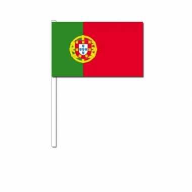 Zwaaivlaggetjes portugese vlag