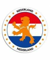 10x holland stickers