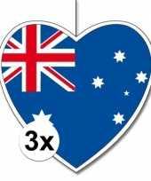 3x thema australie hangversiering hart 28