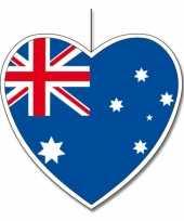 5x thema australie hangversiering hart 14