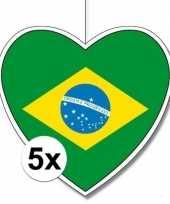 5x thema brazili hangversiering hart 28
