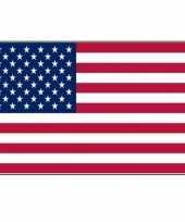 Amerikaanse mega vlag 150 240