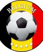 Belgie voetbal bierviltjes