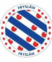 Friesland vlag bierviltjes