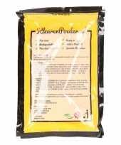 Geel kleurpoeder 100 gram