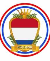 Hollands wapen bierviltjes