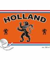 Nederland fan vlag