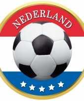 Nederland voetbal bierviltjes