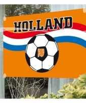 Raamvlag voetbal