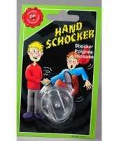 Shock hand shaker