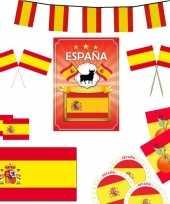 Spaanse versiering pakket