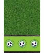 Voetbal tafelkleden 130 180